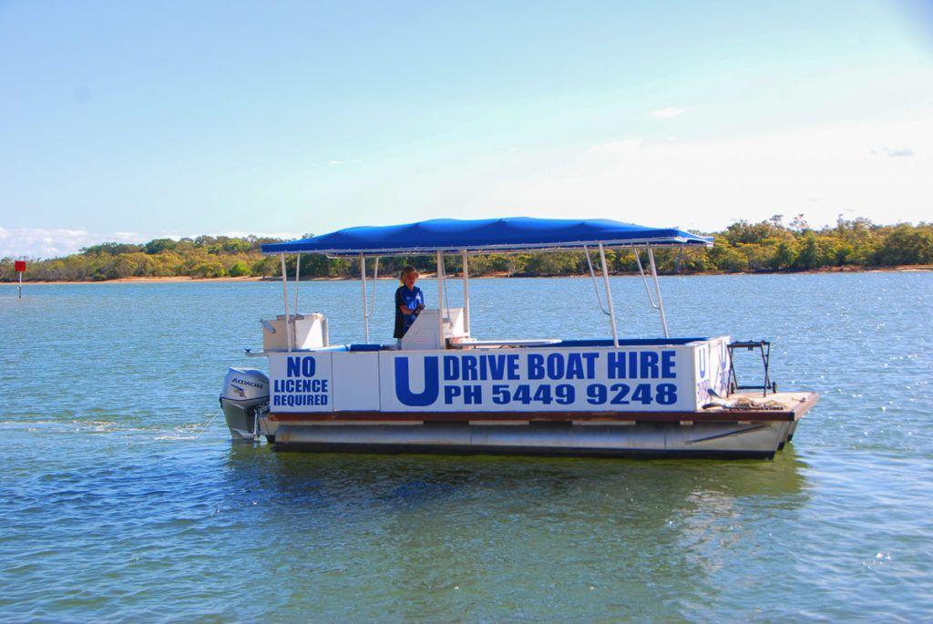 U Drive Boat Hire Noosa- 1200 - -1